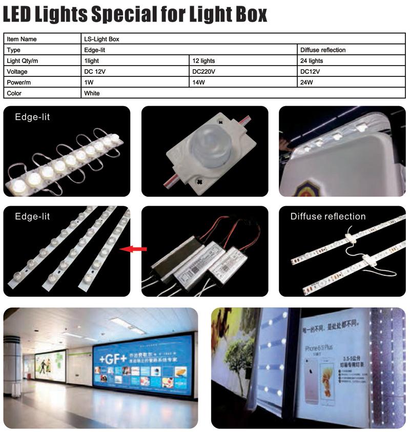 LED Lights Special For Light Box